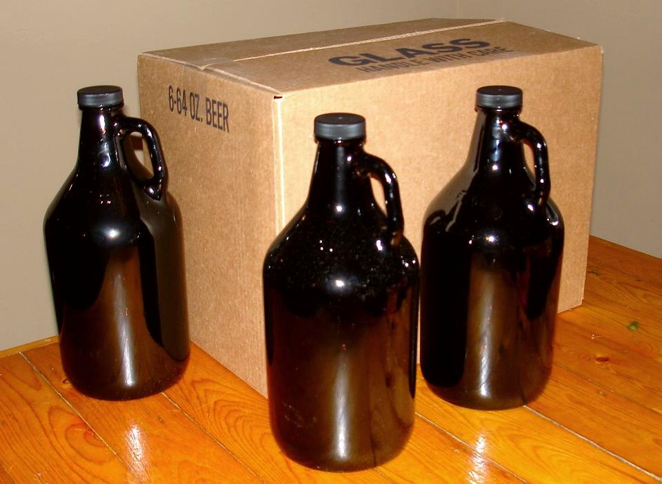 Growlers For Bottling