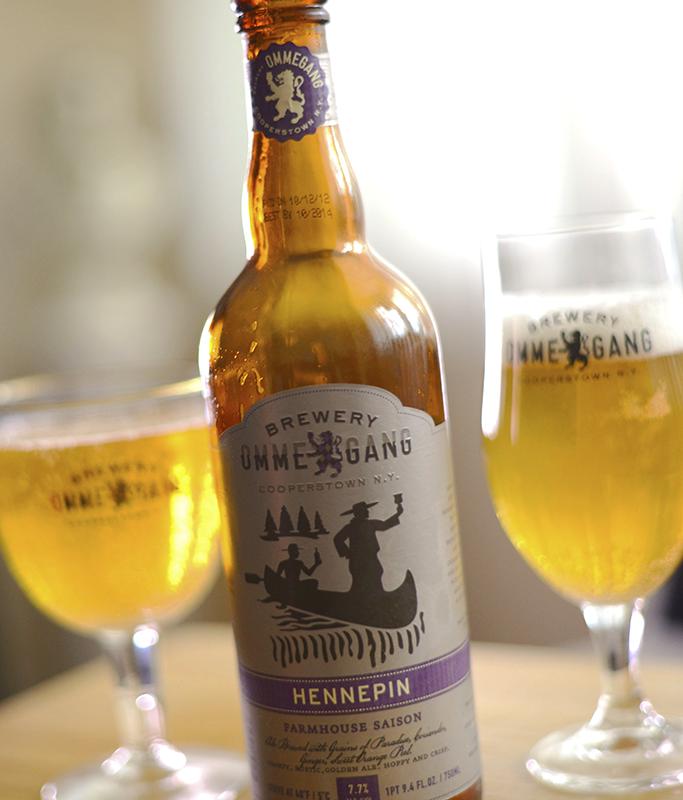 Hennepin Beer