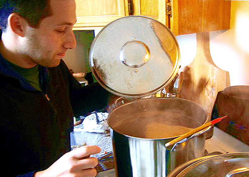 Making SMaSH Beer Recipes