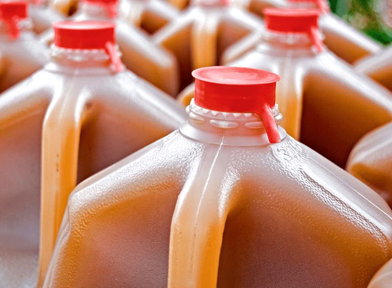 Pasturized Juice