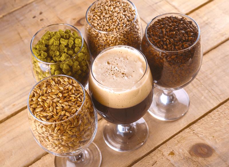 Porter Beer Ingredients