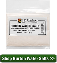 Shop Burton Water Salts