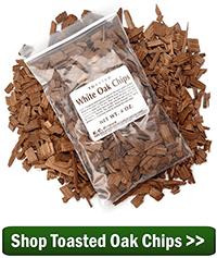 Shop Toasted Oak Chips