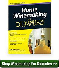 Shop Winemaking For Dummies