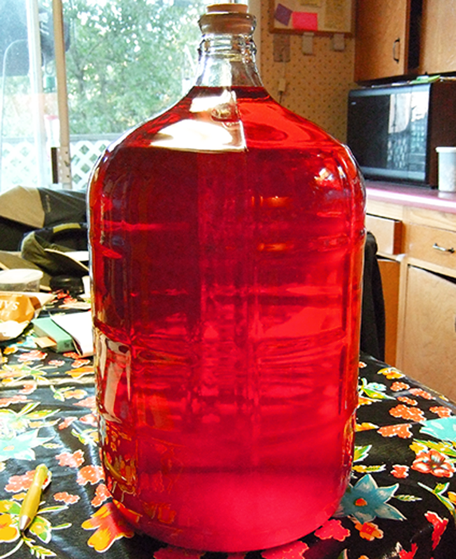 Sparkolloid Fining Powder Was Used On This Wine