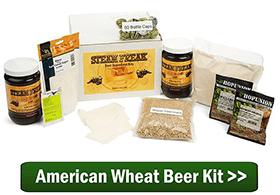 American Wheat Beer Recipe Kit