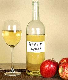Bottle Of Apple Cider