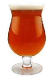 Bière de Mars Beer In A Glass
