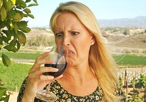 Homemade Wine Bitter