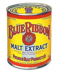 Blue Ribbon Malt