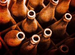 Homebrew Beer Bottles