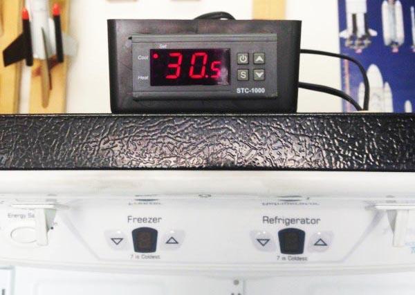 Refrigerator Thermostat