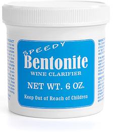 Bentonite For Clearing Wine
