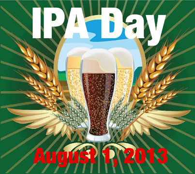 IPA Day - August 1, 2013