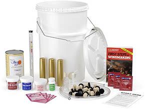 Beginner Wine Making Kit