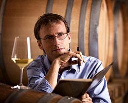 Man Reading Winemaking Terms