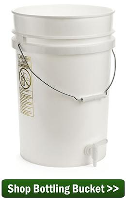 Shop Bottling Bucket for Bottling Homebrew