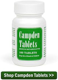 Shop Campden Tablets