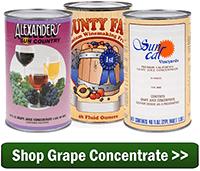 Shop Grape Concentrate