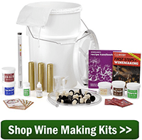Shop Wine Making Kits