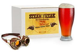 Beer Recipe Kit Gift Idea