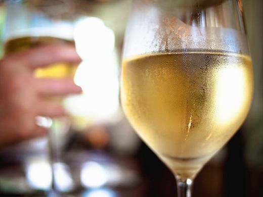 A Homemade Wine That Tastes Bitter