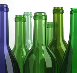Clean Wine Bottles
