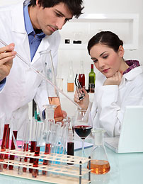 Testing Your Wine