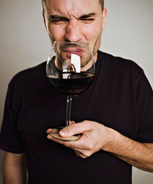 Smelling Too Much SO2 In The Wine.