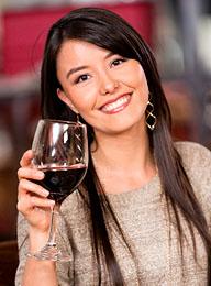 Drinking Homemade Wine