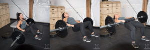 Weighted hip thrust, workout routine, personal trainer, fitness coach, glute