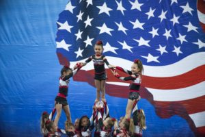 cheer, cheer mom, cheer family, competition, denver, win, proud parent, working mom, crayzayfit kid