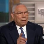 Colin Powell, Meet The Press, Interview