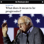 What does it mean to be progressive