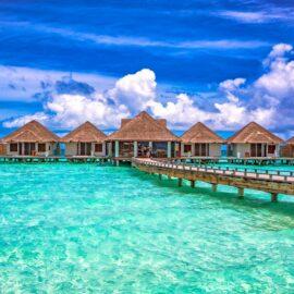 The Urban Nomad International: The Maldives Was Unforgettable!