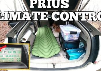The Urban Nomad: The Prius Brings Mobile Camping Power!