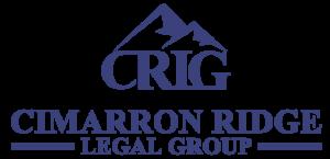 Cimarron Ridge Legal Group logo