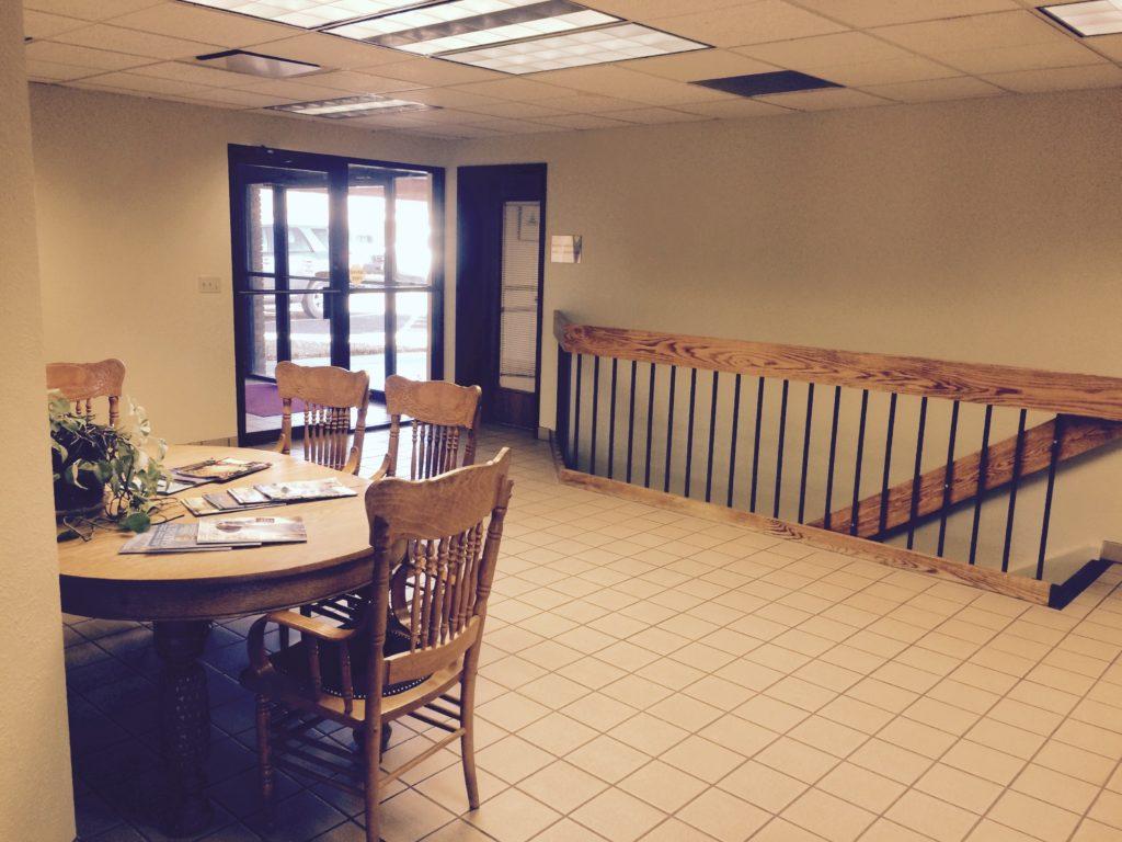 Foyer MMK Law Firm Building