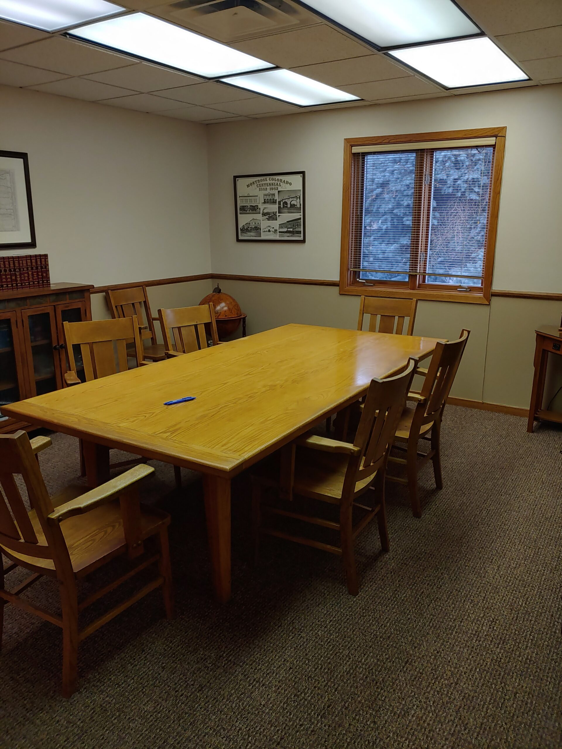 Martin Law Firm Conference Room