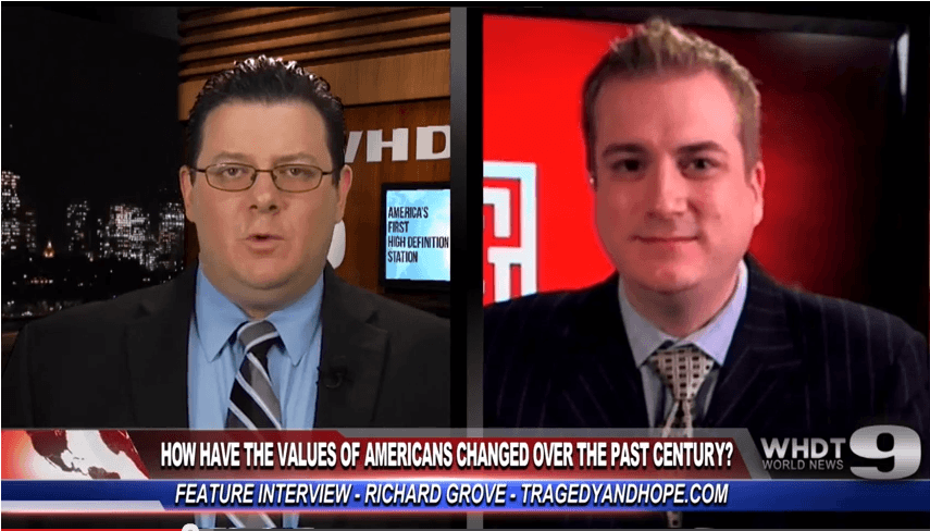 America's Decline Attributed to Compulsory Schooling: Richard Grove with Gary Franchi