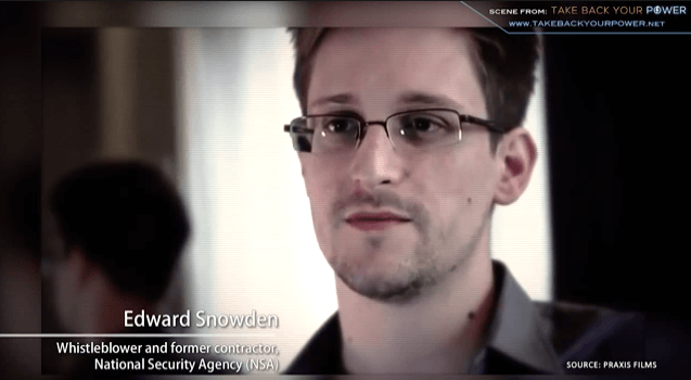 Is Edward Snowden lying?