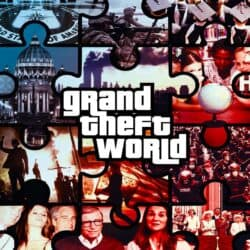 Grand Theft World Podcast 006   Wolves in White Lab Coats