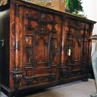 German Buffet 16th / 17th. Century