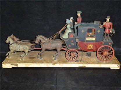 779. 19th Century English Coach.