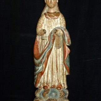 religious female saint