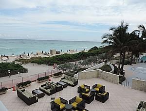Canyon Ranch Miami Beach is a hybrid of a full-service beach  resort and a wellness center © 2015 Karen Rubin/news-photos-features.com.