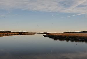 The marshes around Eagle Island © 2015 Karen Rubin/news-photos-features.com