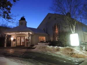 The Copperfield Inn, in the tiny hamlet of North Creek in New York State's Adirondack preserve, offers the cozy charm of an inn and the luxury of a hotel © 2015 Karen Rubin/news-photos-features.com