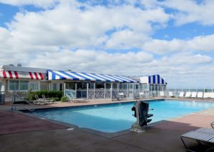 Seacrest Beach Resort on Cape Cod offers indoor and outdoor pools © 2016 Karen Rubin/news-photos-features.com