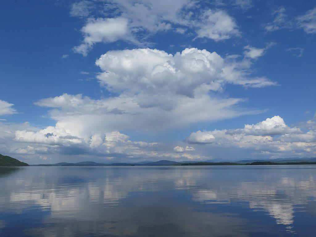 Take a guided cruise on Basin Harbor Club's Escape to really enjoy Lake Champlain © 2016 Karen Rubin/news-photos-features.com